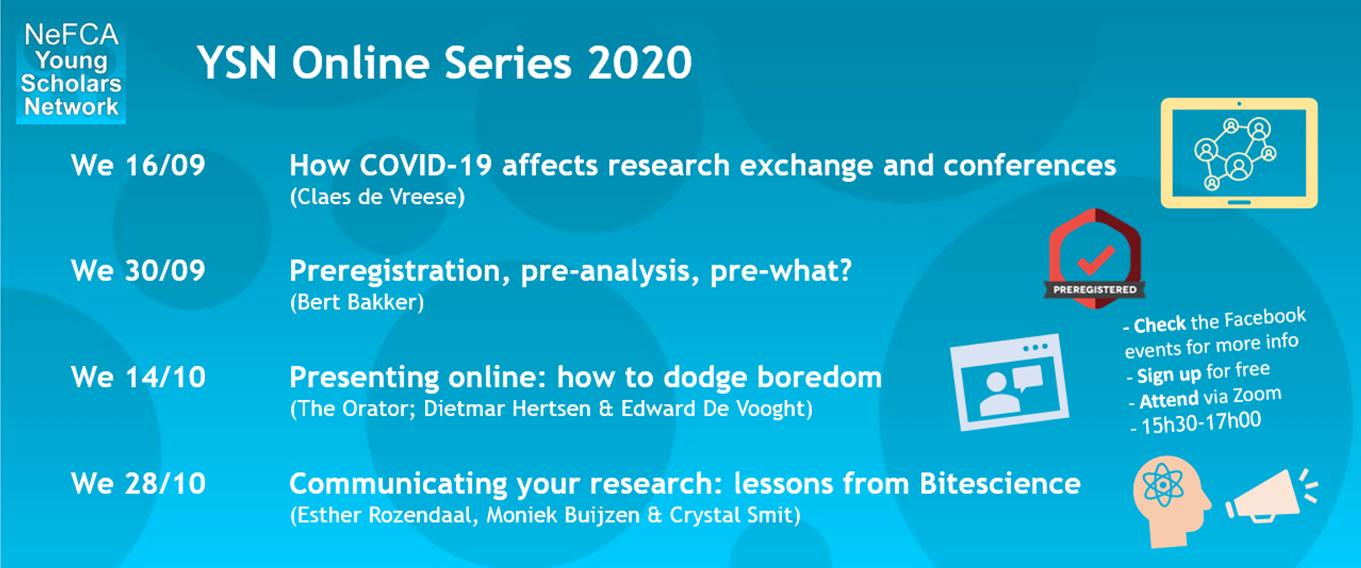 YSN online series 2020